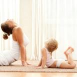 Pilates, yoga y relajación para niños