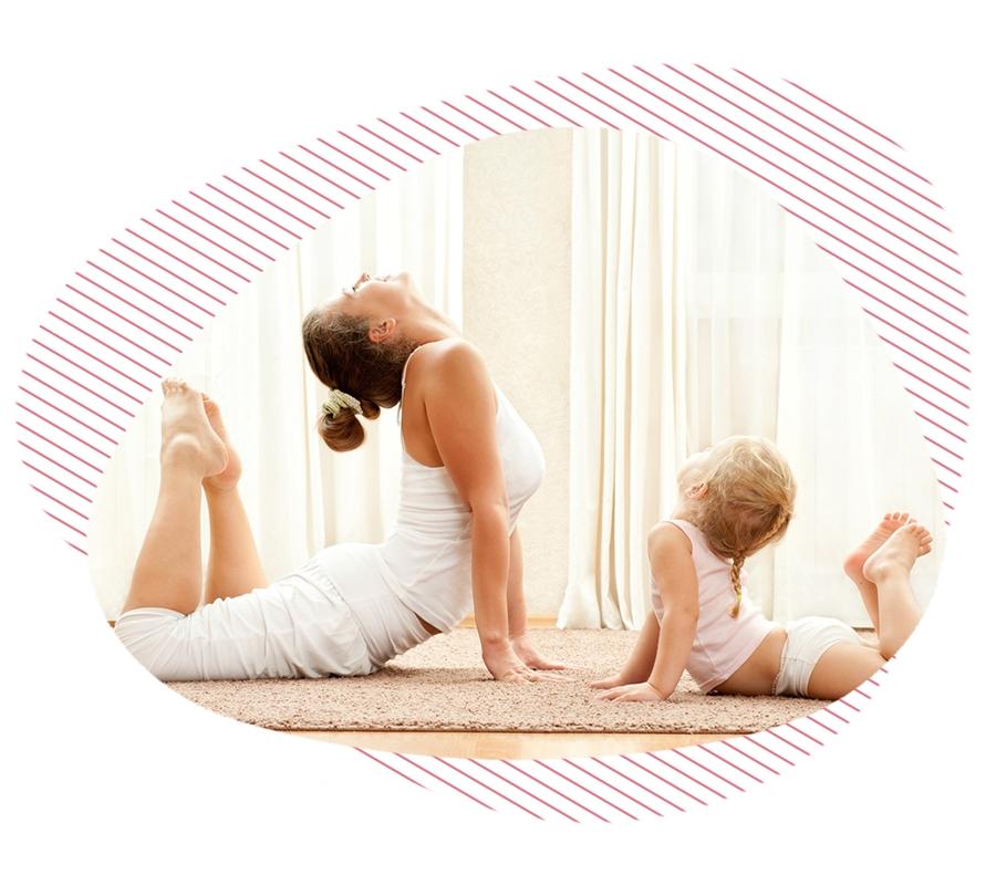 Pilates, Yoga y Mindfulness para niños